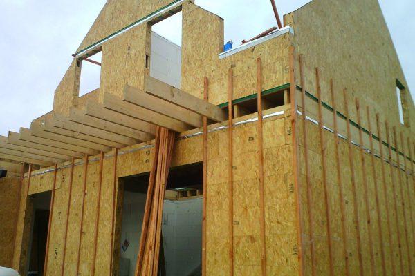 Výstavba RD Karlovy Vary II-dřevostavba domu svépomocí | 49 - 49