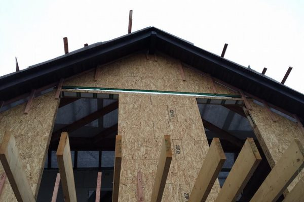 Výstavba RD Karlovy Vary II-dřevostavba domu svépomocí | 55 - 55