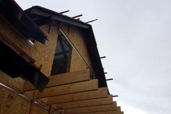 Výstavba RD Karlovy Vary II-dřevostavba domu svépomocí | 57 - 57