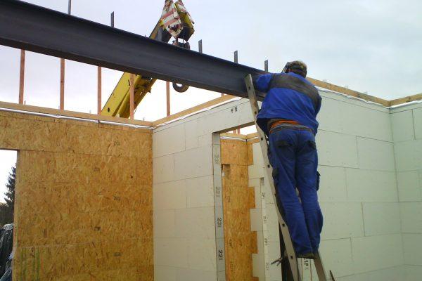 Výstavba RD Karlovy Vary II-dřevostavba domu svépomocí | IMG_20151110_135920 - IMG_20151110_135920