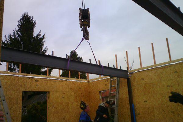 Výstavba RD Karlovy Vary II-dřevostavba domu svépomocí | IMG_20151110_141042 - IMG_20151110_141042