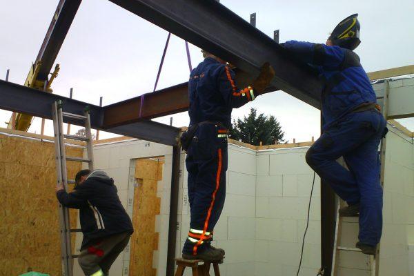 Výstavba RD Karlovy Vary II-dřevostavba domu svépomocí | IMG_20151110_142859 - IMG_20151110_142859