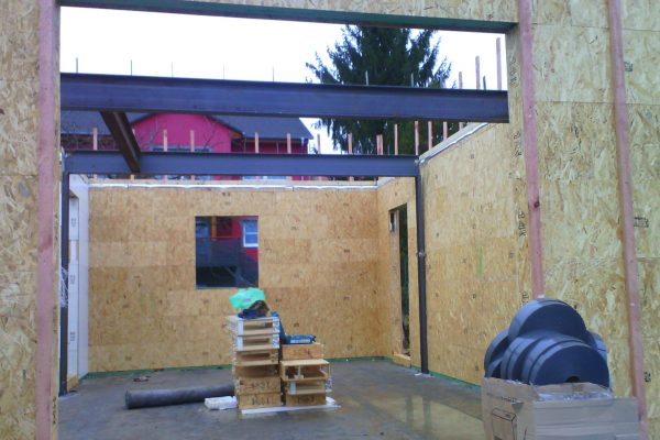 Výstavba RD Karlovy Vary II-dřevostavba domu svépomocí | IMG_20151110_153934 - IMG_20151110_153934