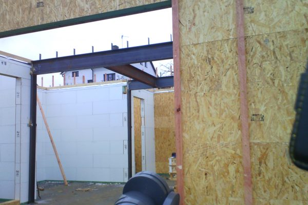 Výstavba RD Karlovy Vary II-dřevostavba domu svépomocí | IMG_20151110_153957 - IMG_20151110_153957
