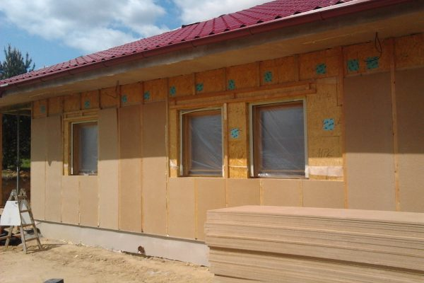Výstavba RD Karlovy Vary-výstavba domu na klíč-moduly 30 cm  !! Detailní fotogalerie stavby  !! | Zateplení domu (!!aplikujeme až po nafoukání climatizeru!!)bylo provedeno deskami Hofatex - Zateplení domu (!!aplikujeme až po nafoukání climatizeru!!)bylo provedeno deskami Hofatex