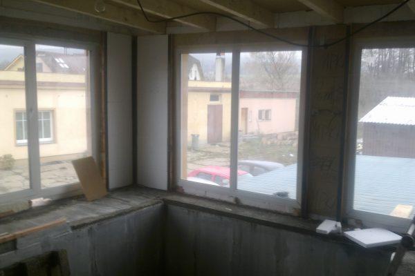 Výstavba RD Kfely-dřevostavba domu svépomocí | 12 - 12