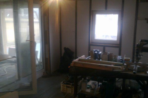 Výstavba RD Kfely-dřevostavba domu svépomocí | 13 - 13