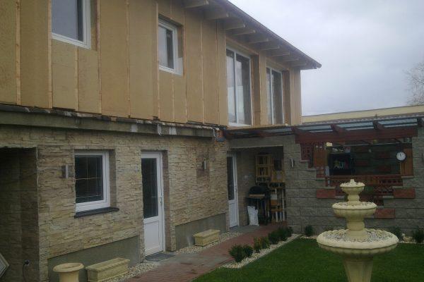 Výstavba RD Kfely-dřevostavba domu svépomocí | 17 - 17