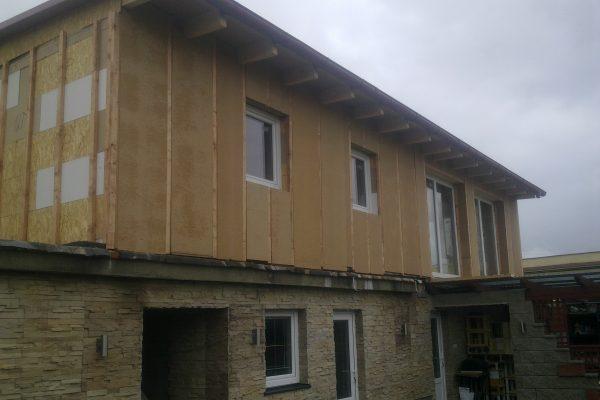 Výstavba RD Kfely-dřevostavba domu svépomocí | 18 - 18