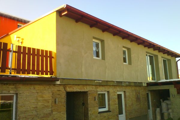 Výstavba RD Kfely-dřevostavba domu svépomocí | 26 - 26