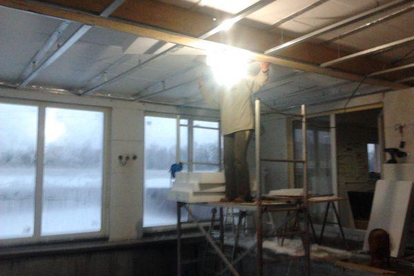 Výstavba RD Kfely-dřevostavba domu svépomocí | 9 - 9