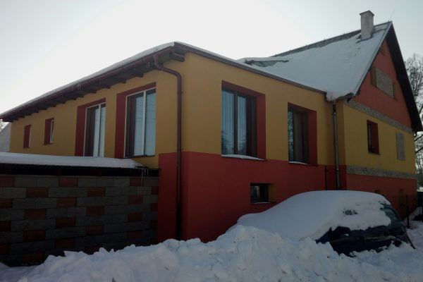 Výstavba RD Kfely-dřevostavba domu svépomocí | IMG_20170127_112012 - IMG_20170127_112012