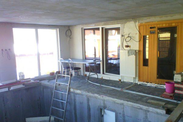 Výstavba RD Kfely-dřevostavba domu svépomocí |  -