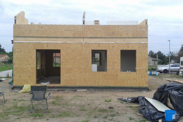 Výstavba RD Kly-výstavba domu na klíč | 2-řady modulů patra - 2-řady modulů patra