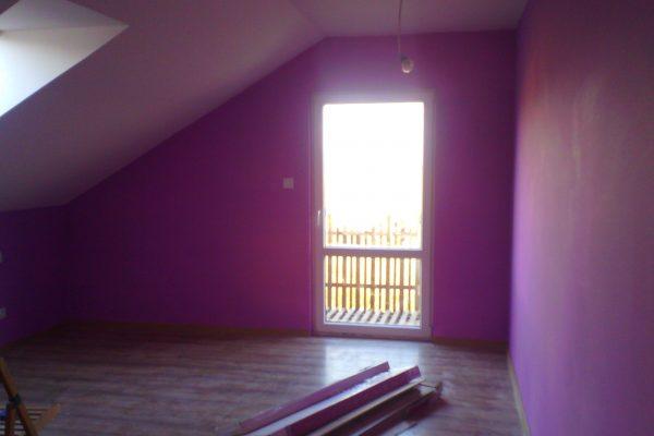Výstavba RD Kly-výstavba domu na klíč | Malování prostor domu - Malování prostor domu