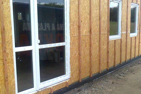 Výstavba RD Kly-výstavba domu na klíč | Montáž oken a dveří - Montáž oken a dveří