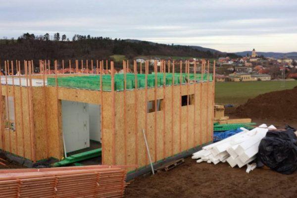 Výstavba RD Trubín-dřevostavba domu svépomocí- Čistá stavba – !! Stavba patra bez Koordinátora !! | 14 - 14