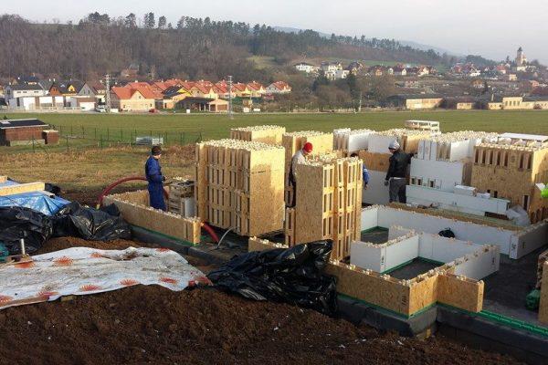 Výstavba RD Trubín-dřevostavba domu svépomocí- Čistá stavba – !! Stavba patra bez Koordinátora !! | 24 - 24