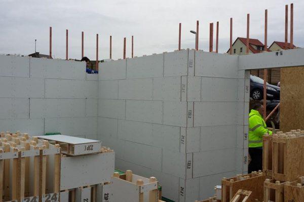 Výstavba RD Trubín-dřevostavba domu svépomocí- Čistá stavba – !! Stavba patra bez Koordinátora !! | 28 - 28