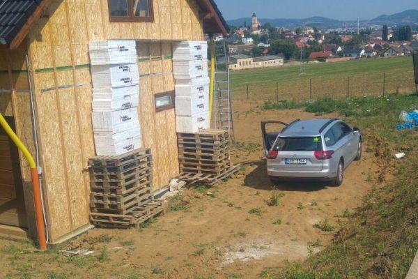 Výstavba RD Trubín-dřevostavba domu svépomocí- Čistá stavba – !! Stavba patra bez Koordinátora !! | IMG-20161129-WA0022 - IMG-20161129-WA0022