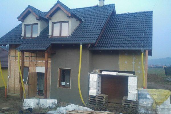 Výstavba RD Trubín-dřevostavba domu svépomocí- Čistá stavba – !! Stavba patra bez Koordinátora !! | IMG-20161129-WA0029 - IMG-20161129-WA0029