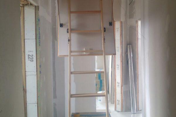Výstavba RD Trubín-dřevostavba domu svépomocí- Čistá stavba – !! Stavba patra bez Koordinátora !! | IMG-20170813-WA0004 - IMG-20170813-WA0004