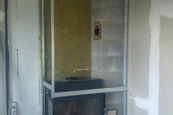 Výstavba RD Trubín-dřevostavba domu svépomocí- Čistá stavba – !! Stavba patra bez Koordinátora !! | IMG-20170813-WA0005 - IMG-20170813-WA0005
