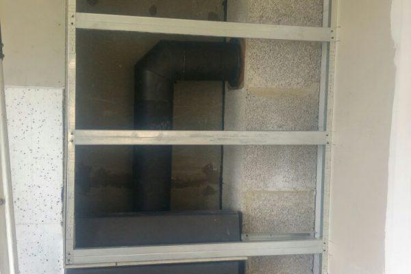Výstavba RD Trubín-dřevostavba domu svépomocí- Čistá stavba – !! Stavba patra bez Koordinátora !! | IMG-20170813-WA0007 - IMG-20170813-WA0007