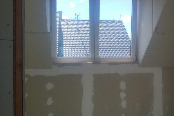 Výstavba RD Trubín-dřevostavba domu svépomocí- Čistá stavba – !! Stavba patra bez Koordinátora !! | IMG-20170813-WA0009 - IMG-20170813-WA0009