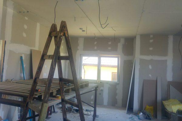 Výstavba RD Trubín-dřevostavba domu svépomocí- Čistá stavba – !! Stavba patra bez Koordinátora !! | IMG-20170813-WA0010 - IMG-20170813-WA0010