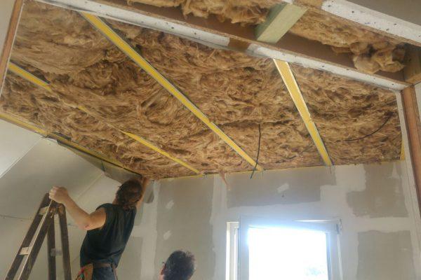 Výstavba RD Trubín-dřevostavba domu svépomocí- Čistá stavba – !! Stavba patra bez Koordinátora !! | IMG-20170813-WA0011 - IMG-20170813-WA0011