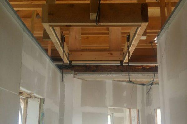 Výstavba RD Trubín-dřevostavba domu svépomocí- Čistá stavba – !! Stavba patra bez Koordinátora !! | IMG-20170813-WA0012 - IMG-20170813-WA0012