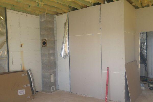 Výstavba RD Trubín-dřevostavba domu svépomocí- Čistá stavba – !! Stavba patra bez Koordinátora !! | IMG-20170813-WA0018 - IMG-20170813-WA0018