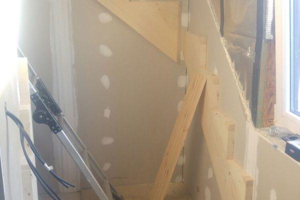 Výstavba RD Trubín-dřevostavba domu svépomocí- Čistá stavba – !! Stavba patra bez Koordinátora !! | IMG-20170829-WA0004 - IMG-20170829-WA0004
