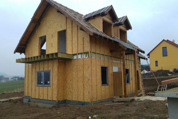 Výstavba RD Trubín-dřevostavba domu svépomocí- Čistá stavba – !! Stavba patra bez Koordinátora !! | Vše se vydařilo,vše je perfektní. - Vše se vydařilo,vše je perfektní.