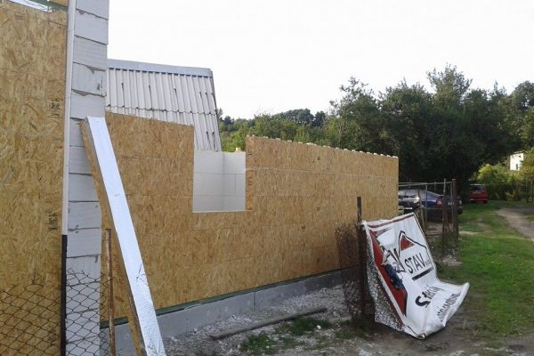Výstavba RD Žatec-dřevostavba domu svépomocí | 15 - 15