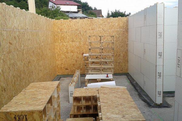 Výstavba RD Žatec-dřevostavba domu svépomocí | 16 - 16