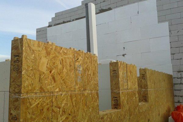 Výstavba RD Žatec-dřevostavba domu svépomocí | 17 - 17