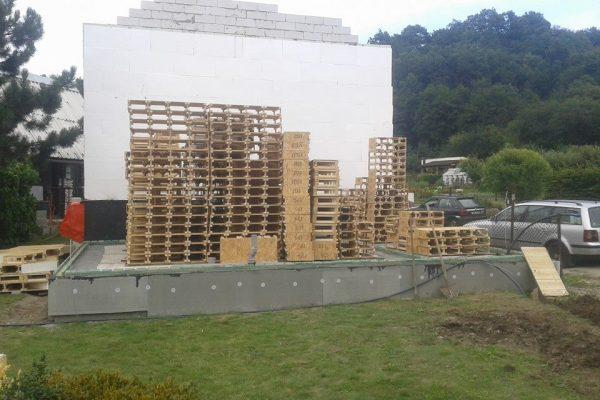 Výstavba RD Žatec-dřevostavba domu svépomocí | 18 - 18