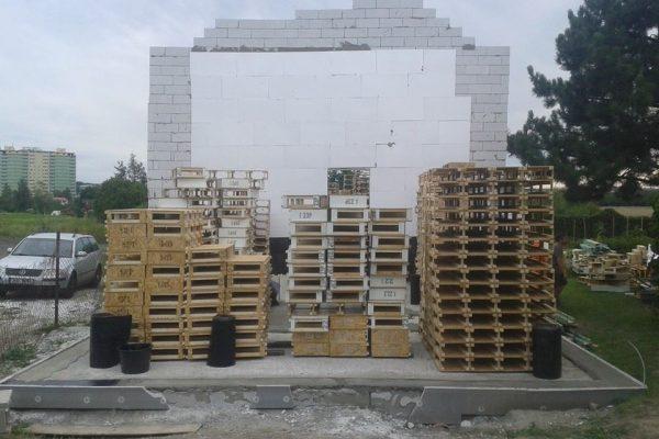 Výstavba RD Žatec-dřevostavba domu svépomocí | 20 - 20
