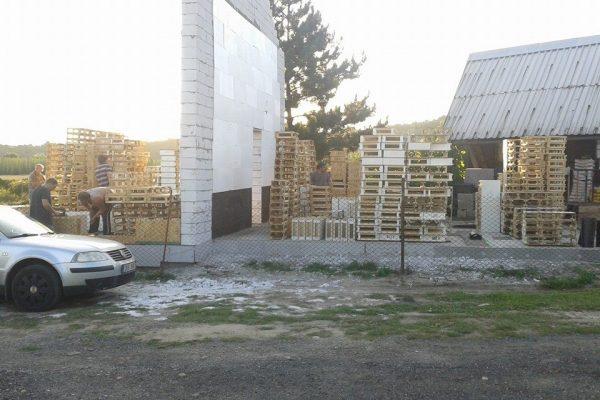 Výstavba RD Žatec-dřevostavba domu svépomocí | 25 - 25
