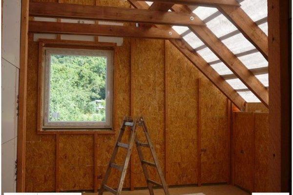 Výstavba RD Žatec-dřevostavba domu svépomocí | 27 - 27