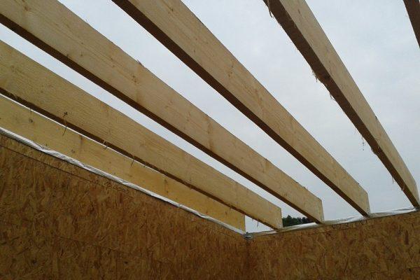 Výstavba RD Žatec-dřevostavba domu svépomocí | 3 - 3