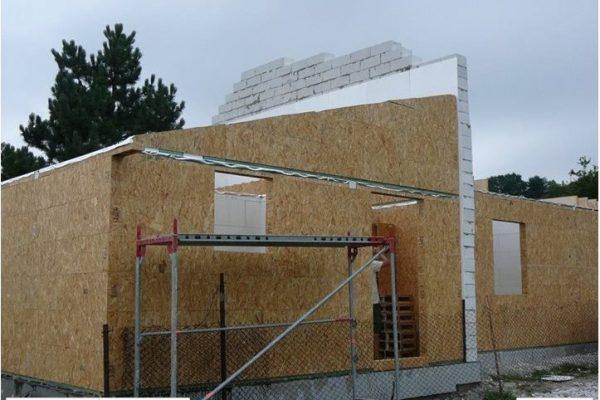 Výstavba RD Žatec-dřevostavba domu svépomocí | 31 - 31
