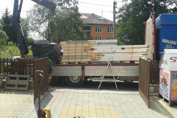 Výstavba RD Žatec-dřevostavba domu svépomocí | 42 - 42