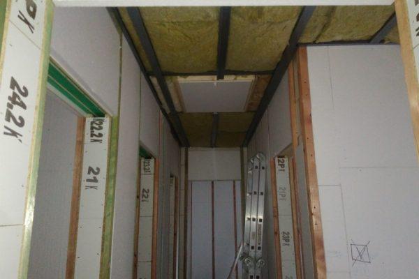 Výstavba RD Velká Hleďsebe-dřevostavba domu svépomocí |  - IMG_20161226_093650