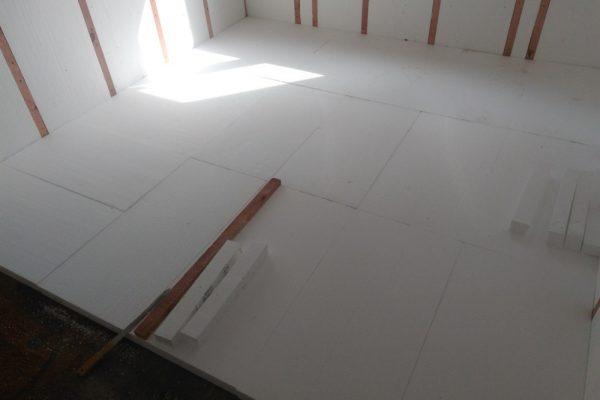 Výstavba RD Velká Hleďsebe-dřevostavba domu svépomocí |  - IMG_20170415_110854