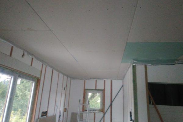 Výstavba RD Velká Hleďsebe-dřevostavba domu svépomocí |  - IMG_20170425_174103