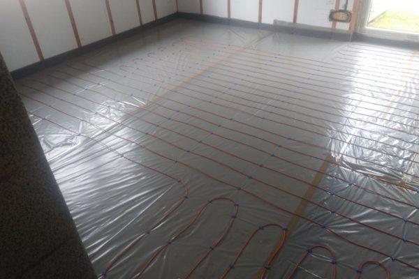 Výstavba RD Velká Hleďsebe-dřevostavba domu svépomocí |  - IMG_20170508_101711