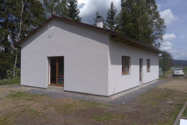 Výstavba RD Velká Hleďsebe-dřevostavba domu svépomocí |  - IMG_20170612_143546
